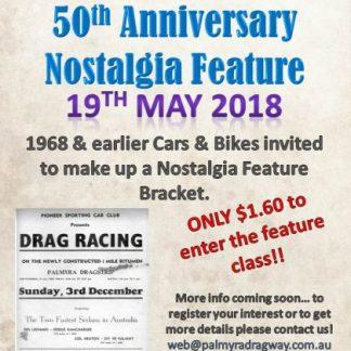 Palmyra Championships Round 2 - 19th May 2018
