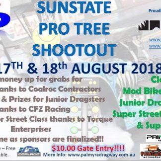 SUNSTATE Pro Tree Shootout