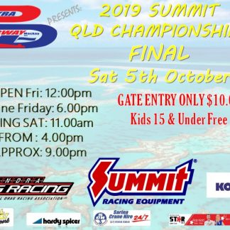 2019 SUMMIT RACING QLD Champs