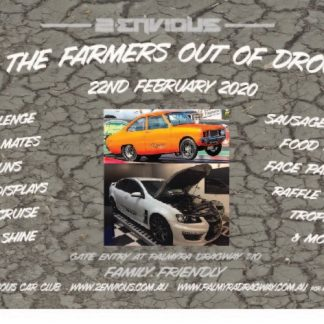 DRAG THE FARMERS OUT OF DROUGHT 26 JUNE