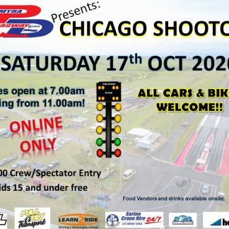 Chicago Shootout - 17th October 2020