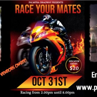 RACE YOUR MATES