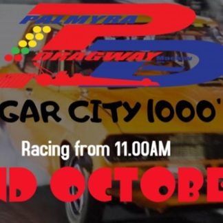 2nd Oct- 2021 Sugar City 1000' & PDRC Champs Round 5